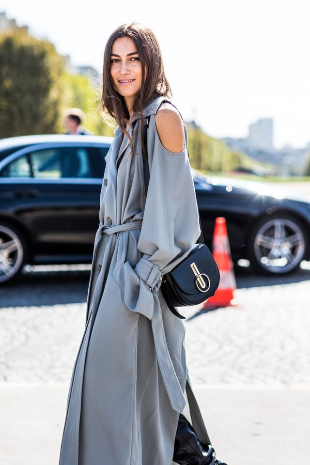 easy all-gray outfits
