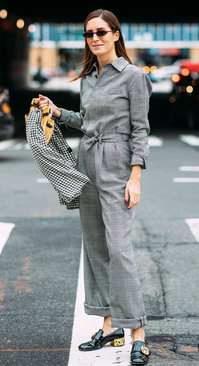 all-gray outfits to copy