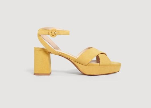 Shea Block Heel Sandals