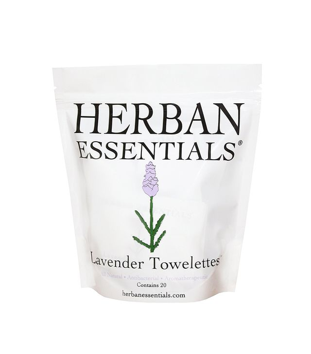 Herban Essentials Lavender Cleansing Towelettes