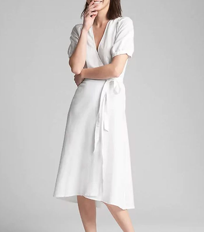 The 163 60 Gap Dress That Can T Be Restocked Fast Enough