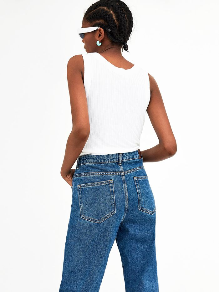 d2873e3a Real Reviews of Zara Jeans | Who What Wear