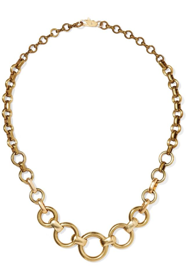 Laura Lombardi Gold-tone Necklace