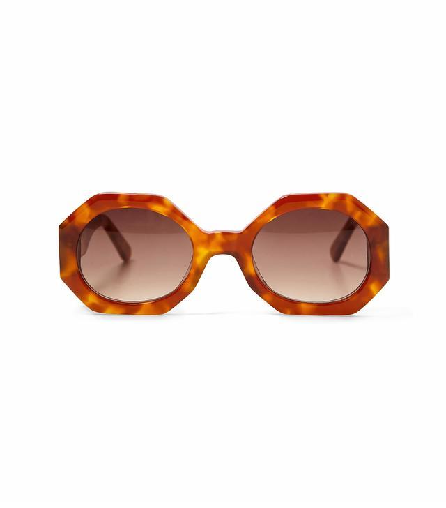 Zara Geometric Sunglasses