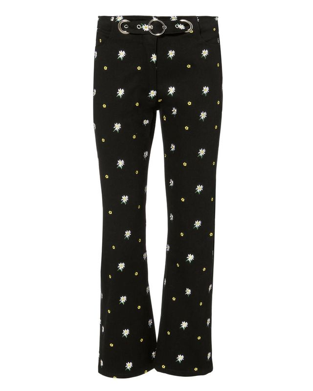 Miaou Tommy Embroidered Jeans Multi 26