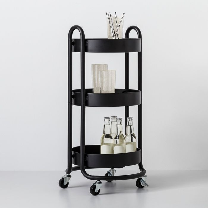 target 39 s made by design line is a minimalist 39 s dream. Black Bedroom Furniture Sets. Home Design Ideas