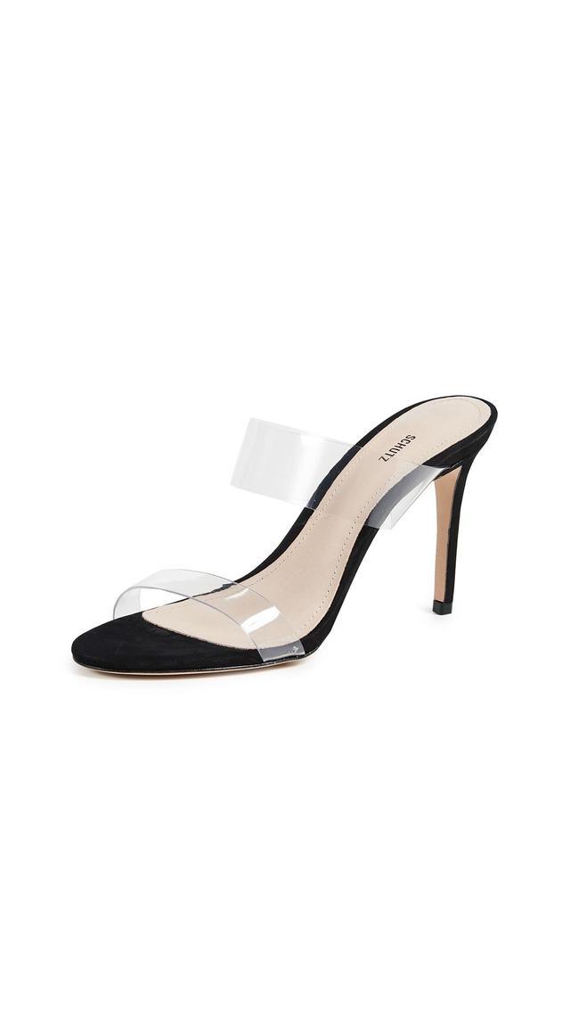 Ariella Strappy Sandals
