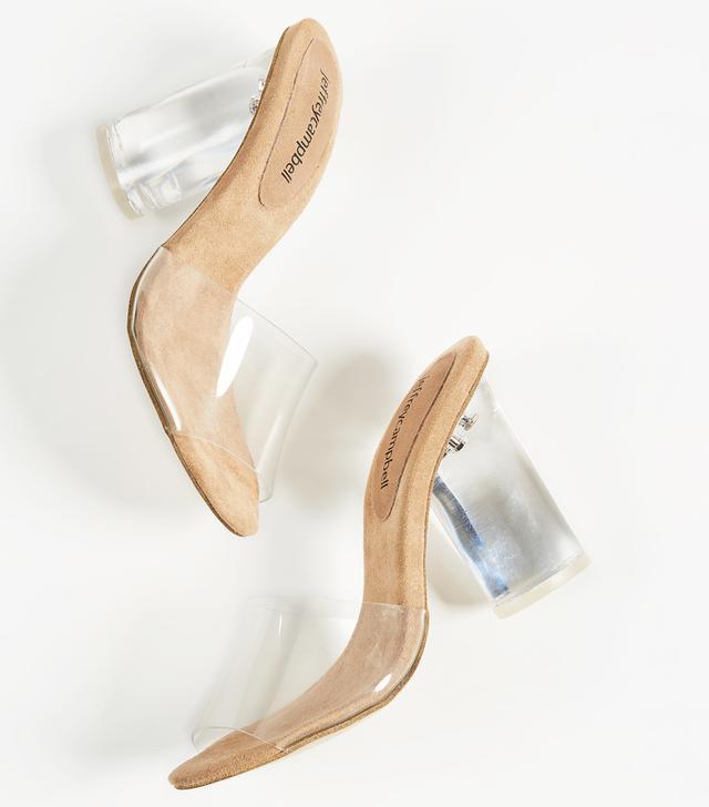Minuit PVC Sandals