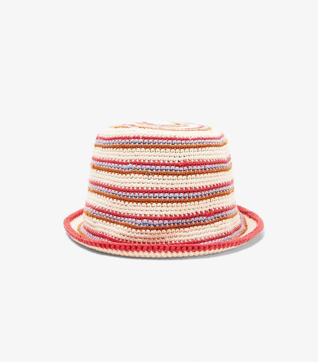 Zara Colorful Crochet Hat