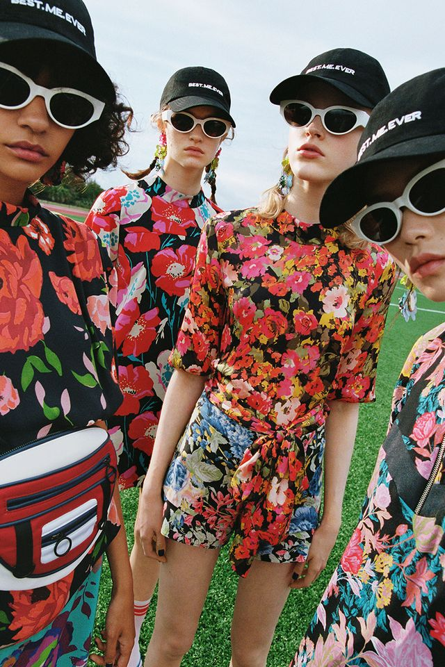 How to wear florals this summer