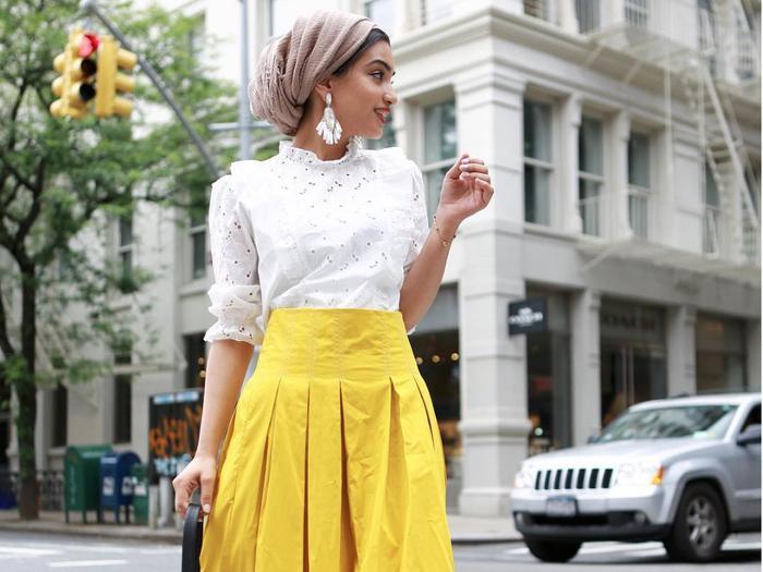 12 Looks To Wear For Eid Al Fitr Who What Wear