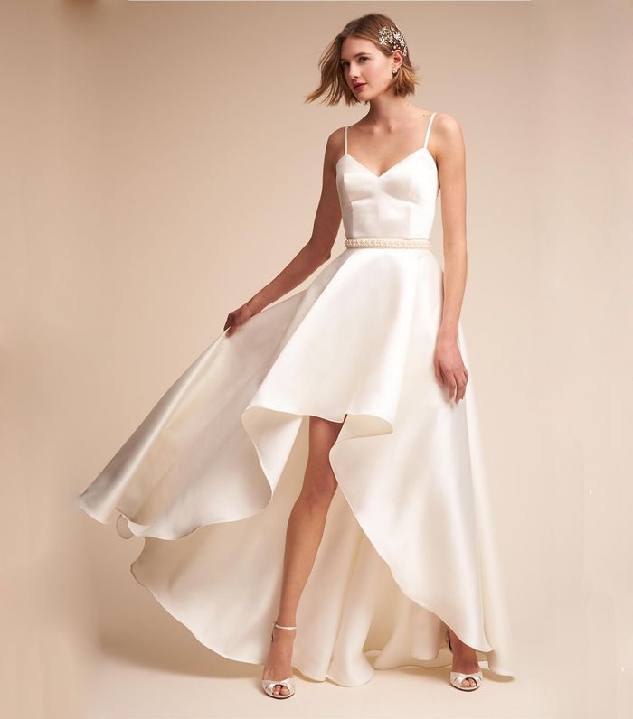 Cheap Hi-Low Wedding Dresses