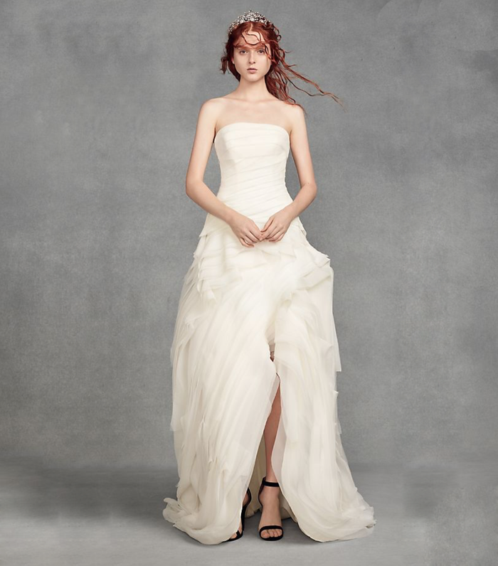 20 High-Low Wedding Dresses Perfect For Your Big Day