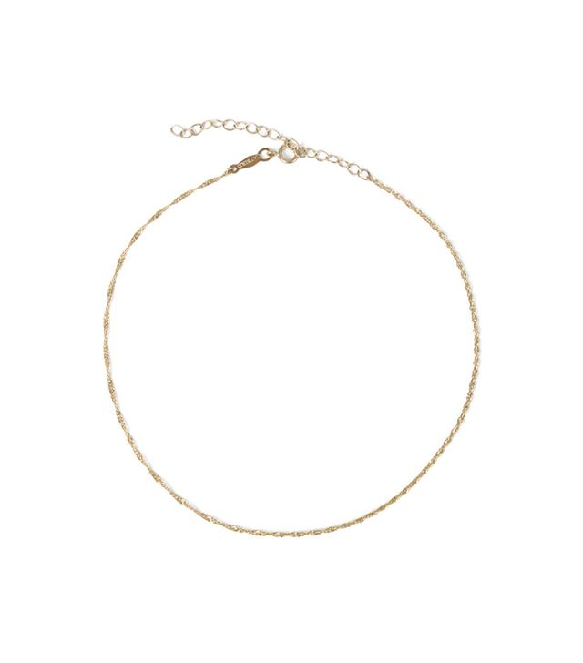 Catbird Sweet Nothing Anklet