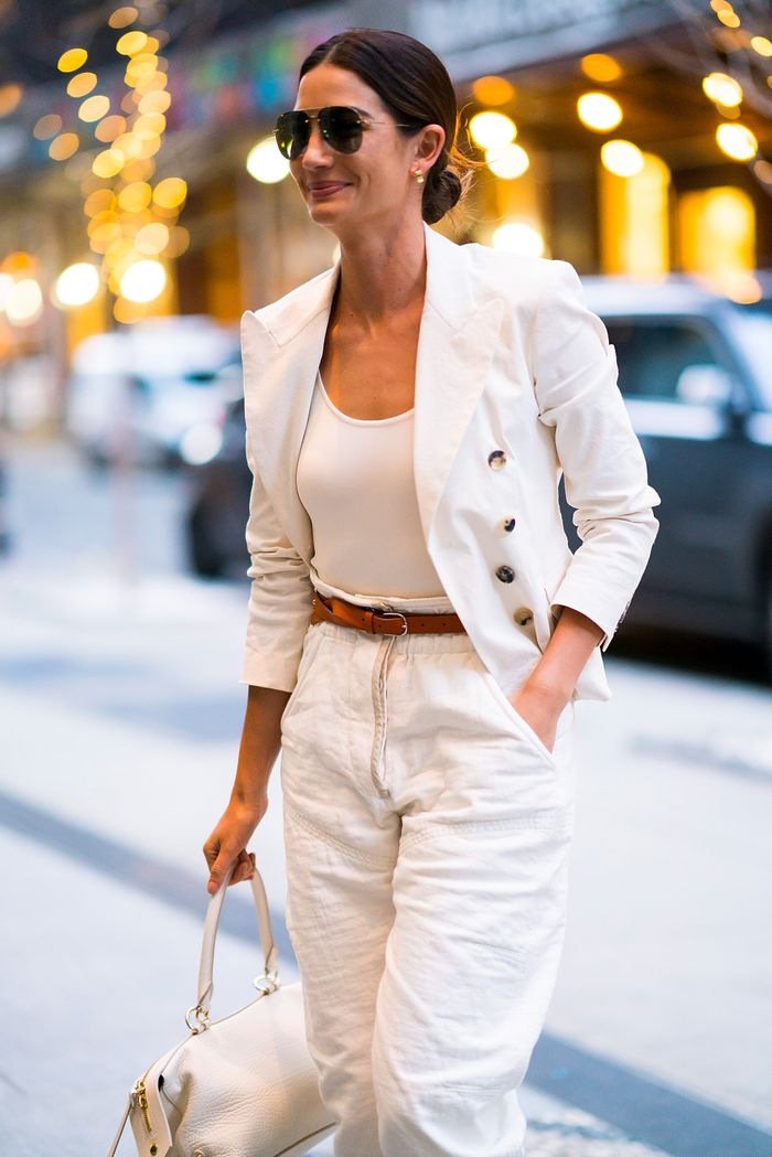 All-White Outfit Ideas Inspired by Our Favorite Celebs ...