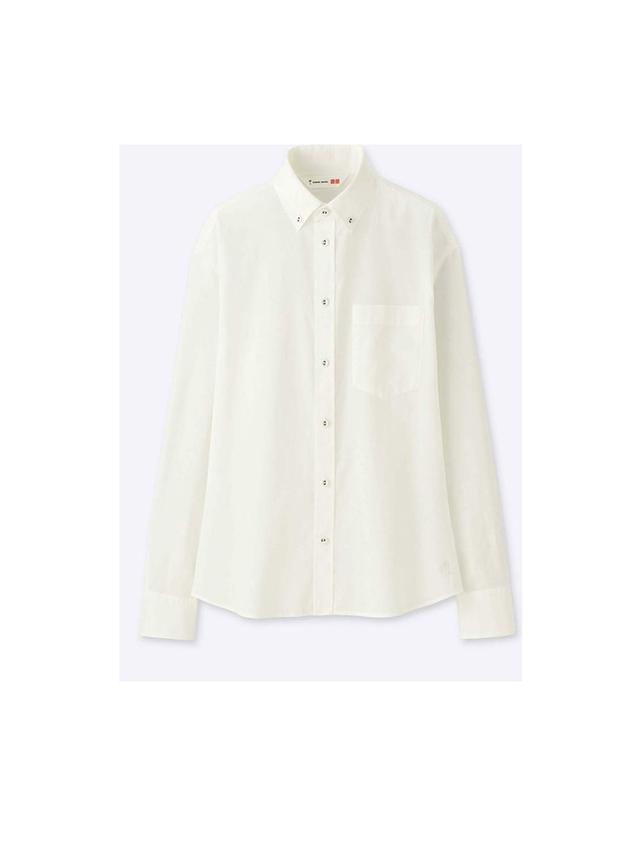 Uniqlo Soft Cotton Long Sleeve Shirt