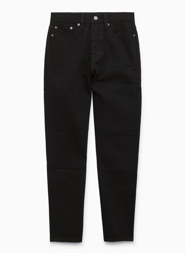 Levi's Wedgie Ultra Black