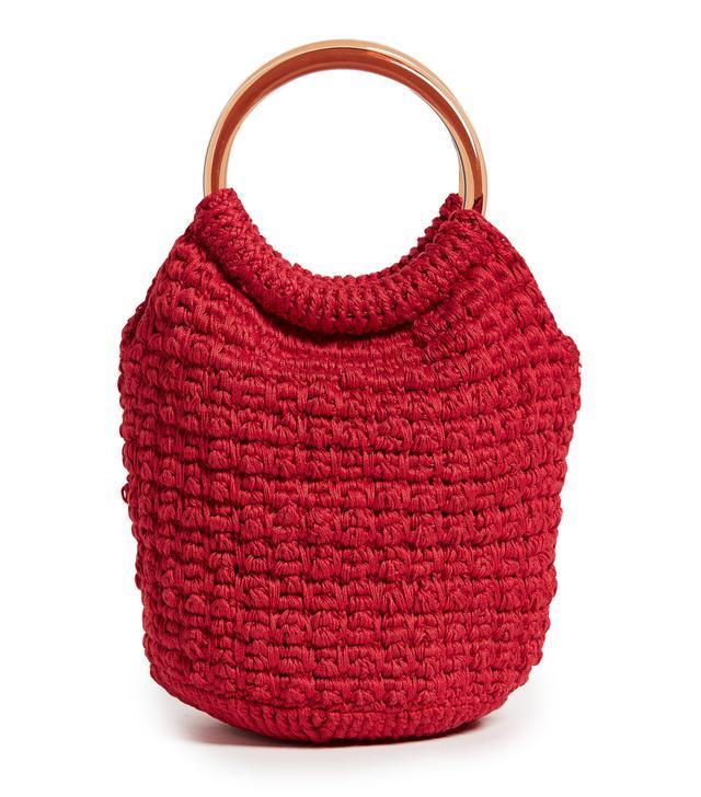 Praia Knit Bucket