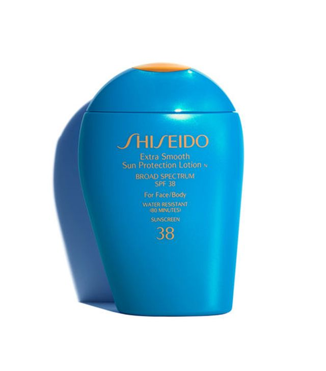 Shiseido Extra Smooth Sun Protection Lotion Broad Spectrum SPF 38 PA++