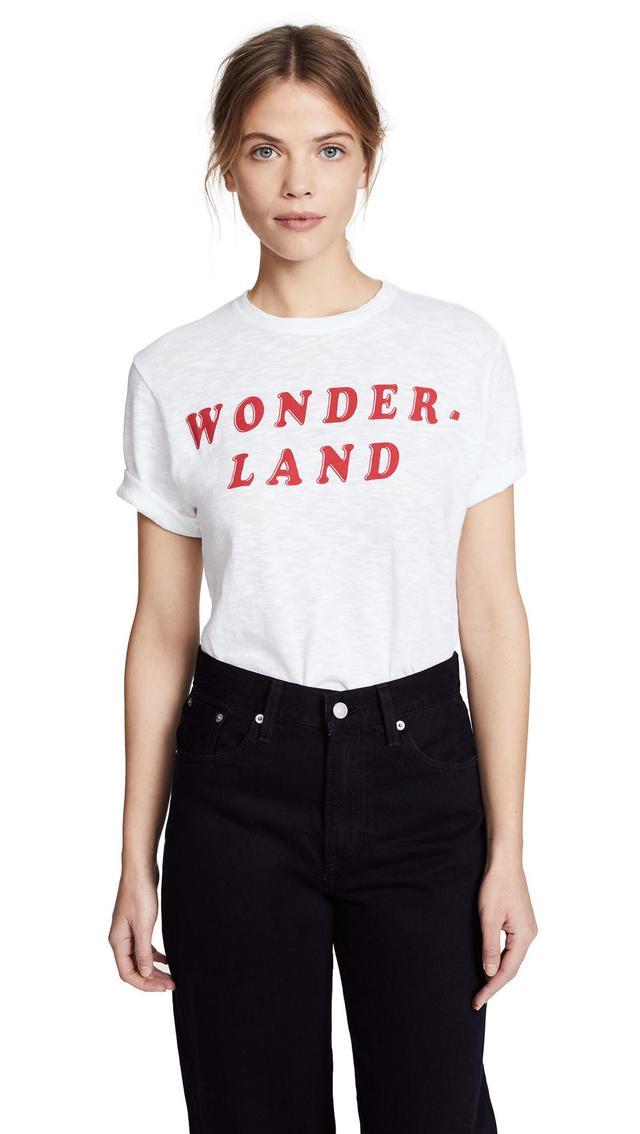 Wonder-Land Tee