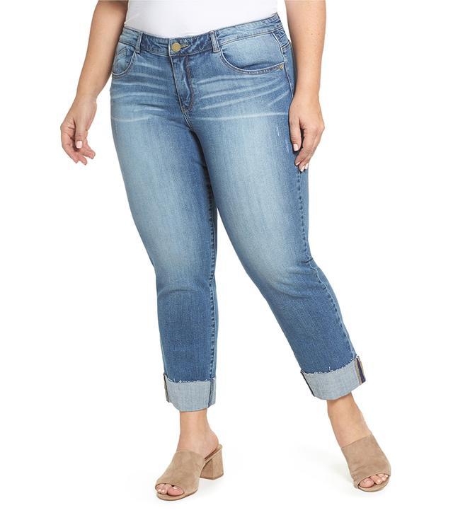 Flex-Ellent Boyfriend Jeans