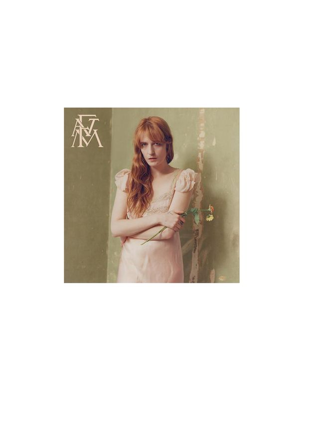 Florence & The Machine High As Hope Record