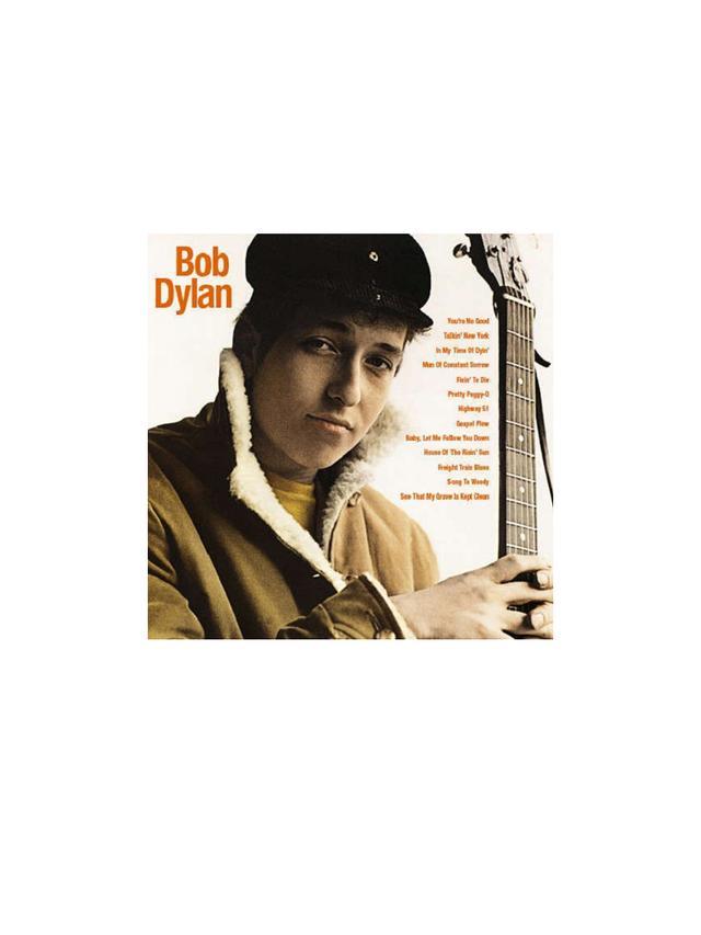 Boby Dylan LP Record