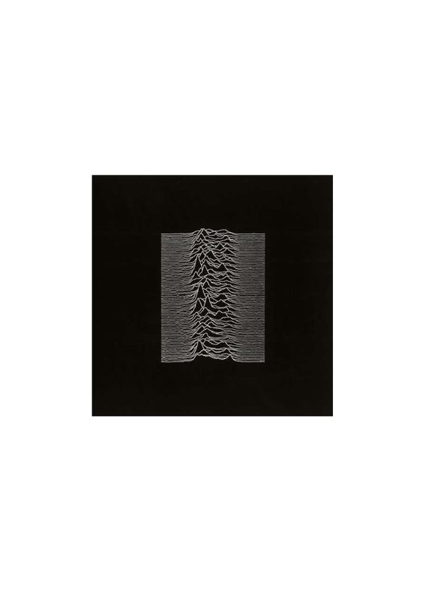 Joy Division Unknown Pleasures Record