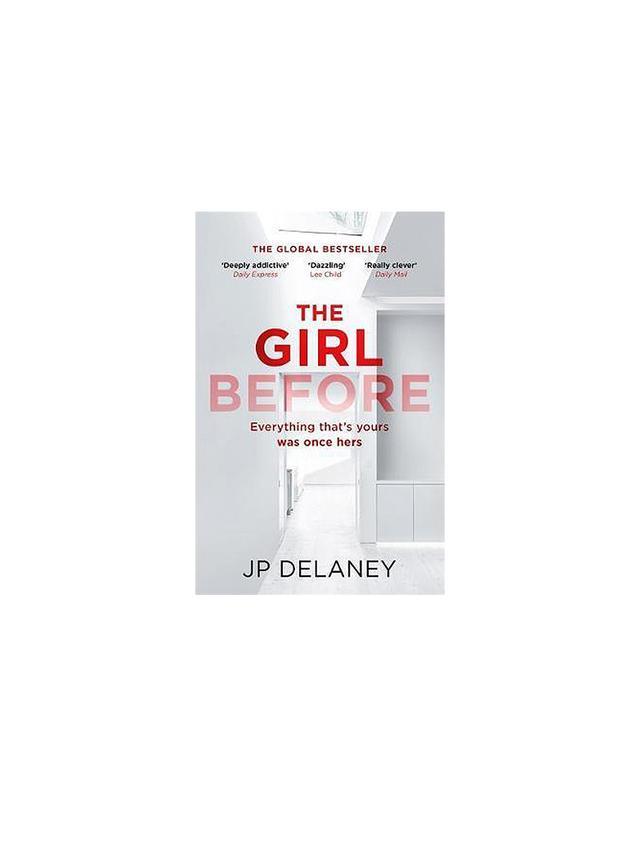The Girl Before J.P. Delaney