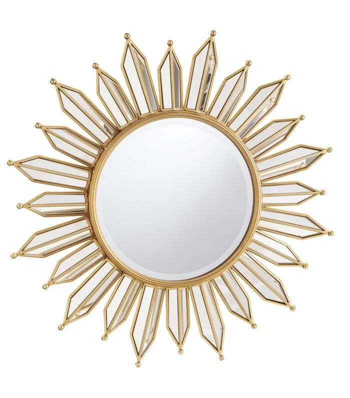 These Are the 15 Best Sunburst Mirrors for Your Home in 2018 | MyDomaine