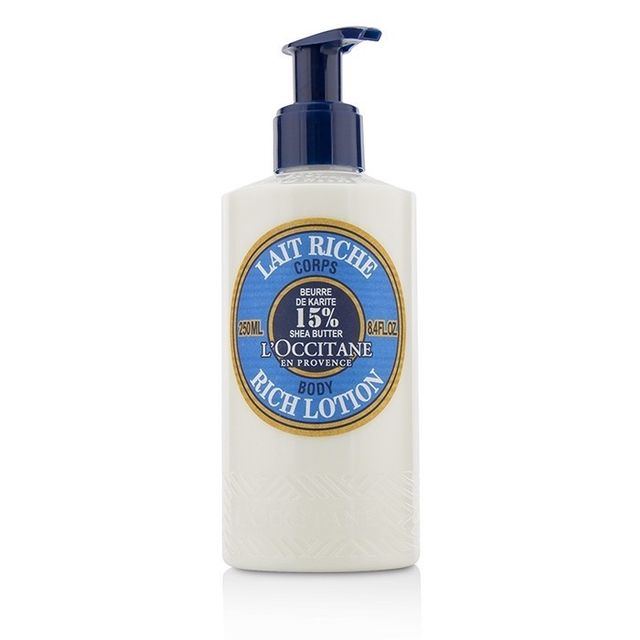 Shea Butter Rich Body Lotion 8.4 oz/ 250 mL