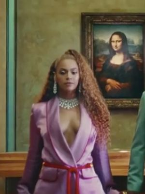 Beyoncé and Jay-Z Surprise Us With an Epic New Music Video in the Louvre
