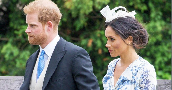 23eb7f93139 Meghan Markle s Dress Is a Perfect Wedding Guest Outfit