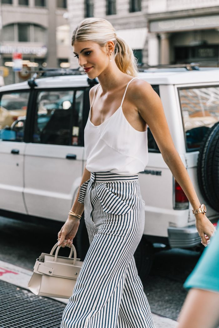 6 Easy Summer Date Night Outfits Who What Wear