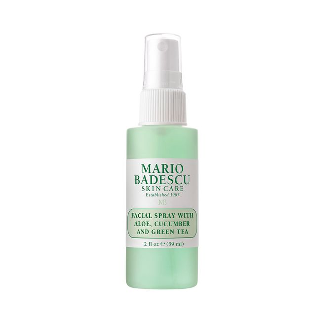 Mario Badescu Travel Size Facial Spray With Aloe, Cucumber and Green Tea