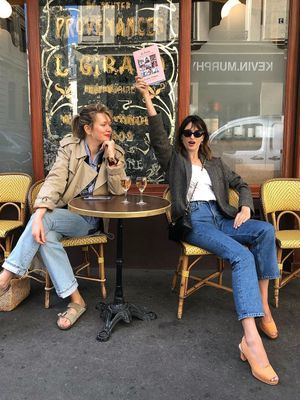 Here's Where In-the-Know Women Visit When They're in Paris