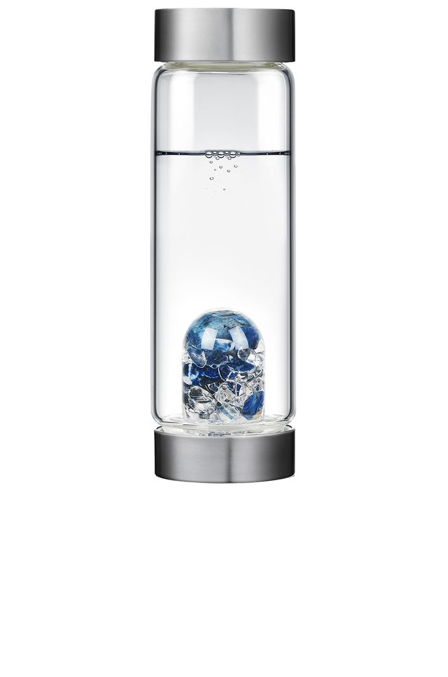 VitaJewel Crystal Infused Balance Water Bottle