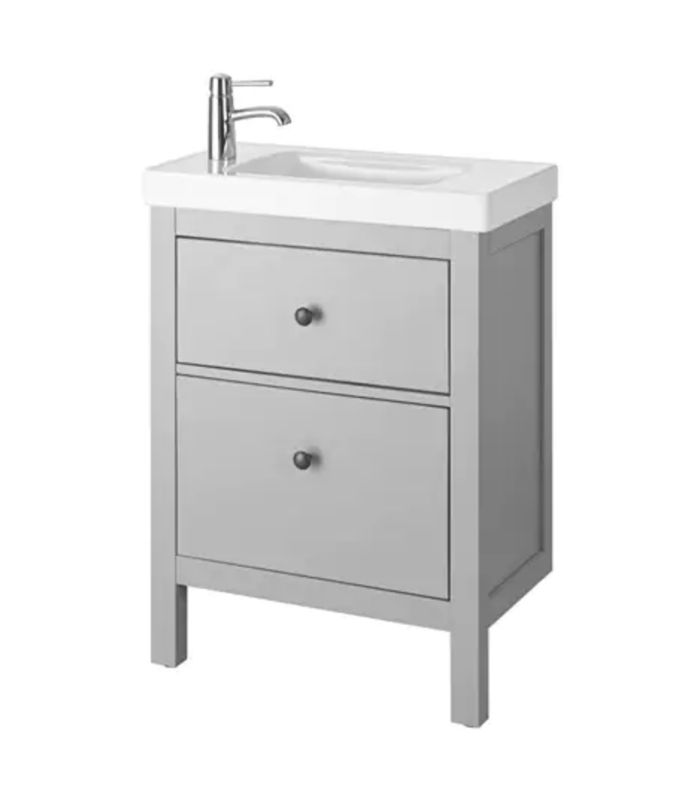 The Best IKEA Bathroom Vanities To Buy For Organization MyDomaine - Bathroom vanities at ikea