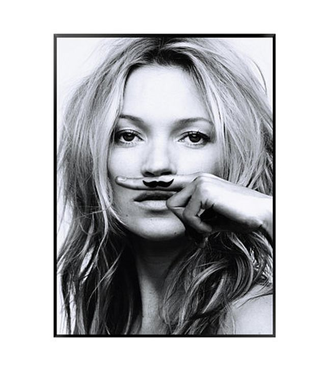 Poster Store GB Kate Moss Moustache