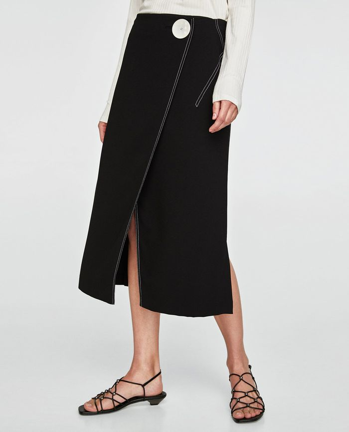 dc37b3a50e What to Buy From Zara's Summer Sale | Who What Wear