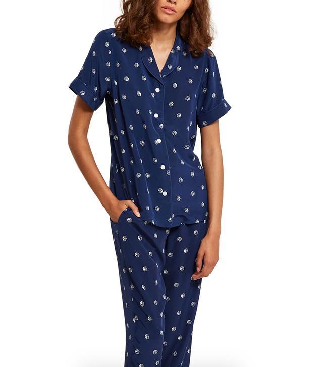 HVN Dice Alice Pajama Top