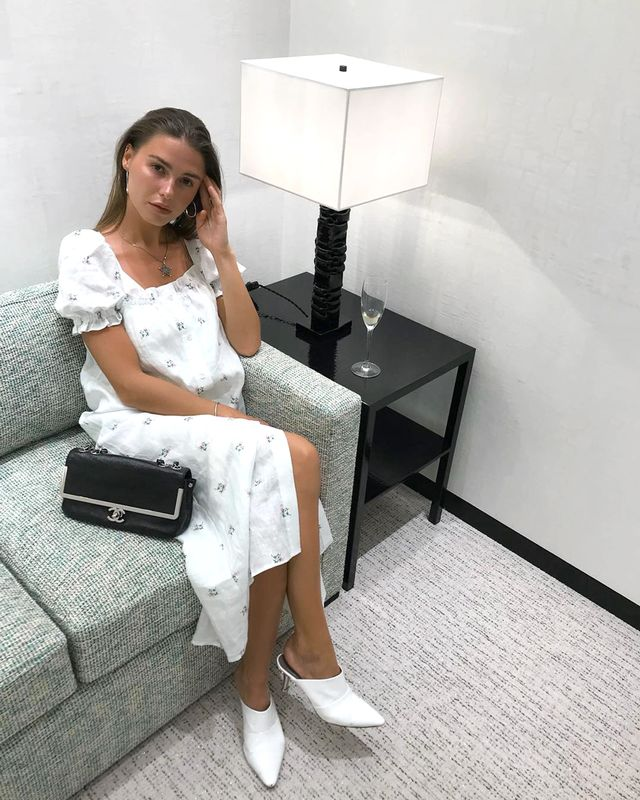 stylish nightgown outfit