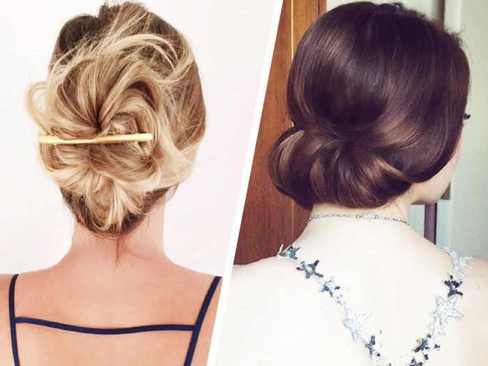 15 Updos For Thin Hair That Youll Love Byrdie