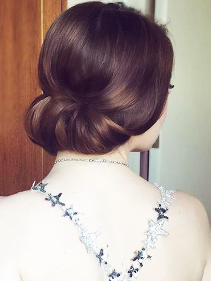 15 Updos For Thin Hair That You Ll Love Byrdie
