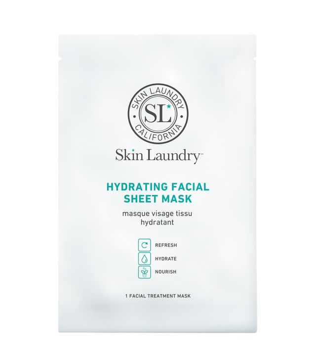 Hydrating Facial Sheet Mask 5 Facial Treatment Masks