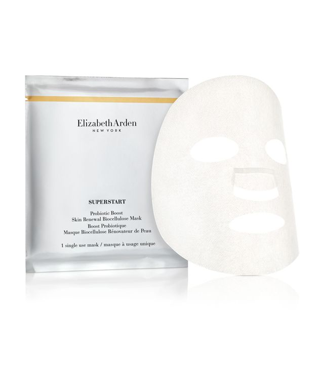 Elizabeth Arden Probiotic Boost Skin Renewal Biocellulose Mask (set of 4)