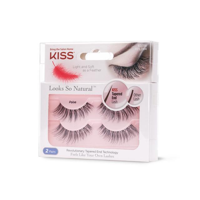 Kiss Looks So Natural Lash