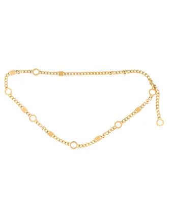 St. John Chain-Link Waist Belt