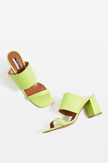 Nickle Mule Sandals