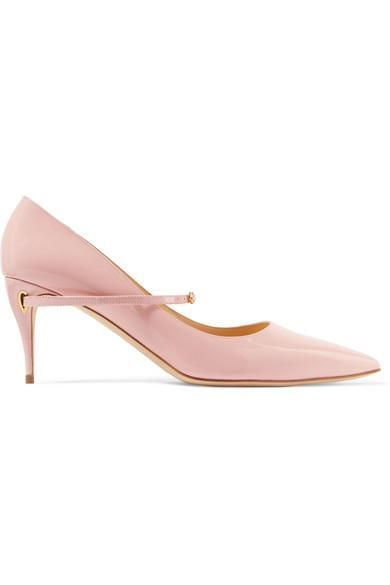 Lorenzo Patent-leather Pumps